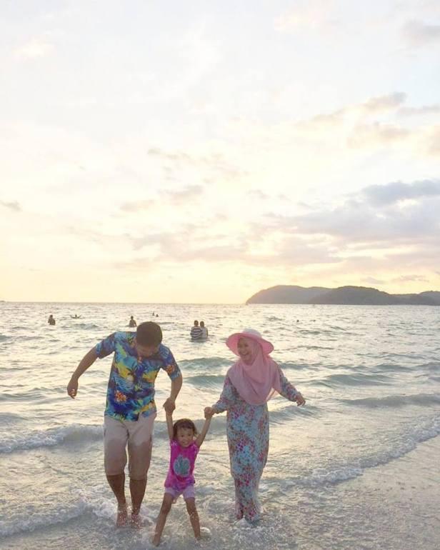 Sunset di Langkawi