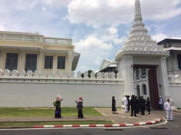 Grand Palace Blacl Dress